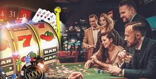 perjudian casino online